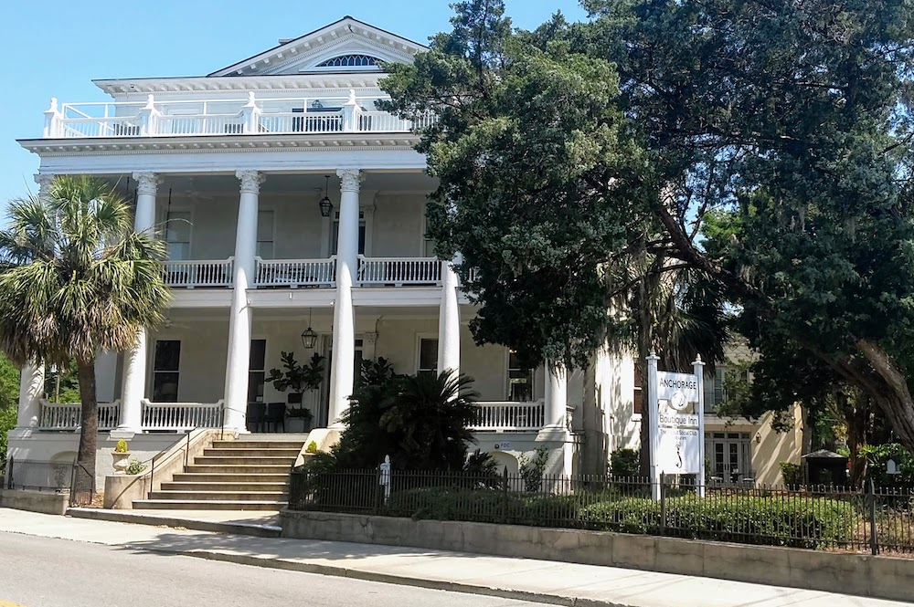 Anchorage 1770, bed and breakfasts in Beaufort, SC