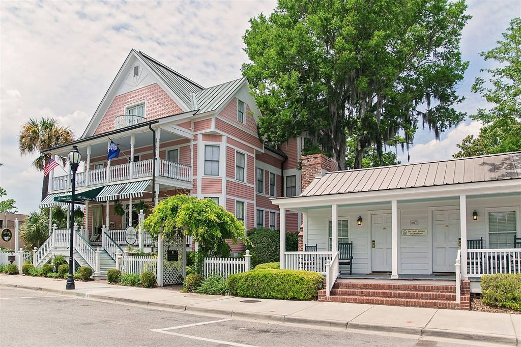 Historic Homes House the Best Bed and Breakfasts in Beaufort