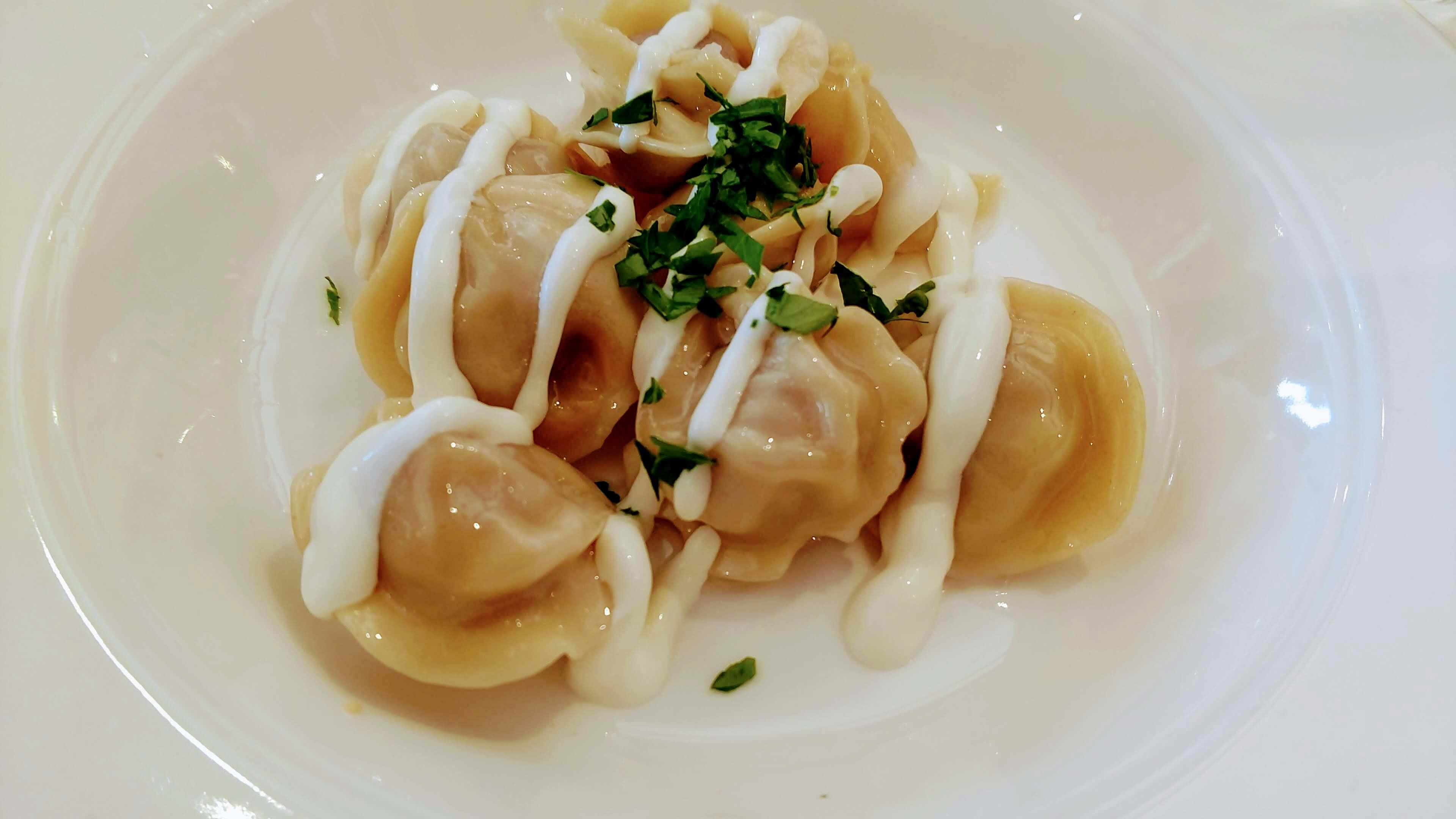 pelmeni, Russian dumplings