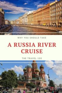 pinterest pin Russia River cruise