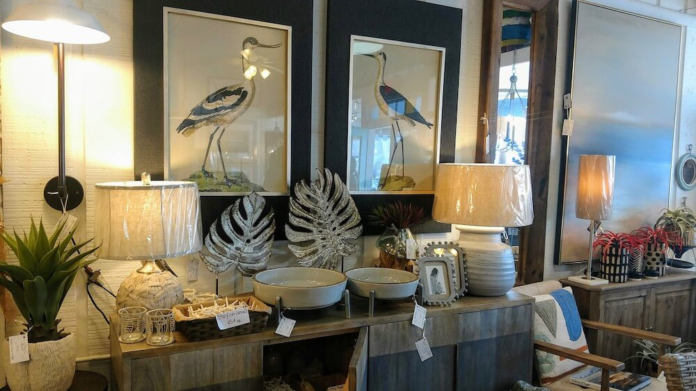 items for sale in Salt Marsh Cottage in Swansboro, NC
