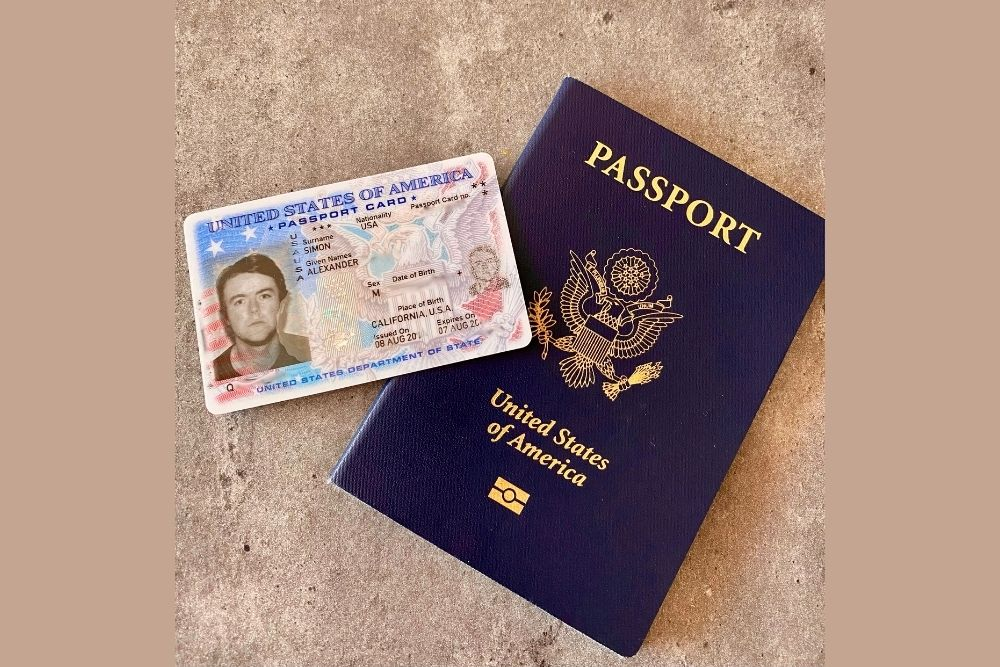 You May Need a Passport Card If You Do This - The Travel 100